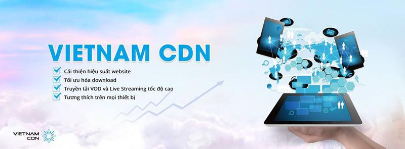 Dịch vụ CDN - Tối ưu hóa tốc độ download website của Doanh nghiệp