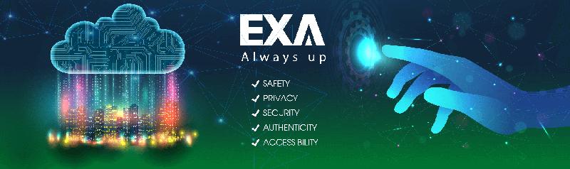 EXA Banner