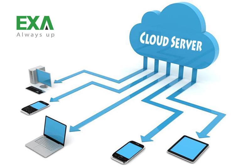 Thuê Cloud Server (Thuê máy chủ ảo) - Lợi ích của Cloud server