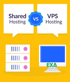 So sánh Hosting và VPS